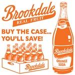 Brookdale Orange shirts