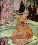 Cinderella, by Anne Anderson