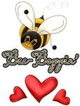 Funny Bumble Bee