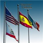 Flags over California