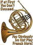 French Horn Perfectionist