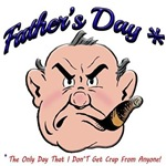 Father's Day Grump