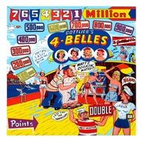 Gottlieb® 4 Belles