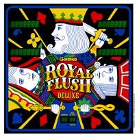 Gottlieb® Royal Flush Deluxe