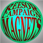 Reesor Campaign Magnets