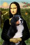 MONA LISA<br>& Bernese Mountain Dog