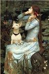 OPHELIA<br>& White Bull Terrier