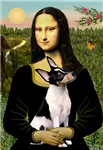 MONA LISA<br>& Toy Fox Terrier