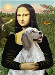 MONA LISA<br> & English Setter