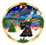 CHRISTMAS MUSIC #3<br>& Scottish Terrier