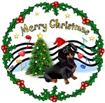 CHRISTMAS MUSIC #1<br>& Dachshund