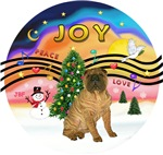 CHRISTMAS MUSIC #2<br>Chinese Shar Pei (J)