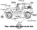 Ultimate TJ Survival Kit