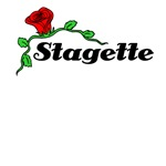 -Stagette T-shirts & Gifts for Stagettes