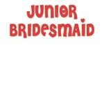 Heart Jr. Bridesmaid Shirts & Gifts