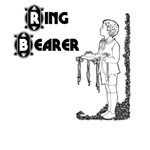 Classic Ring Bearer TShirts and Gifts
