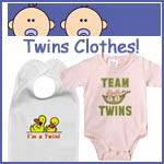 Baby Twins Gifts and Clothes for Twins