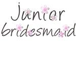 Sweet Pink Junior Bridesmaid Gifts, T-shirts
