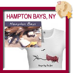 Hampton Bays T-shirts, Bags, Gifts