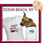 Ocean Beach T-shirts, Sweatshirts, Beach Bags