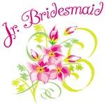 Jr. Bridesmaid Favors, Gifts, Tees