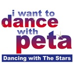 I Want to Dance with Peta T-shirts