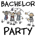 Bachelor Party T-shirts, Buttons, Mugs, Hats