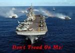 USS Kearsarge: Don't Tread On Me!