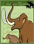 Columbian Mammoth and Baby