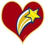 OYOOS Star Heart design