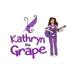 Kathryn the Grape® and her Purple Guitar