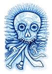 Calaca Dia Muertos