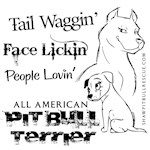 All American Pit Bull Terrier