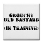 Grouchy Old Bastard