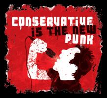 Conservative Is the New Punk