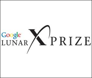 Google Lunar X PRIZE Logo