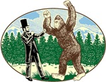 Abe Lincoln vs. Sasquatch