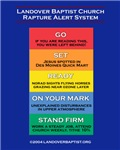 Rapture Alert System