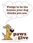 Paws and Give