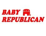 BABY REPUBLICAN SHIRT ONSIE BIB GOP BABY TEE