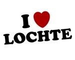 I LOVE LOCHTE SWIMMING SHIRT TEE 2012