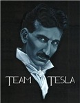 Team Tesla shirts, jackets, etc.