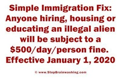 Simple Immigration Fix