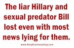 The REAL Liar and Sexual Predator Lost