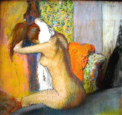Degas - Drying Nape