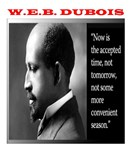 New W.E.B. Dubois 2016