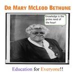 Women Dr Mary Mcleod Bethune Clothing
