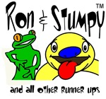 Ron & Stumpy