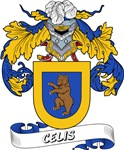 Celis Coat of Arms, Family Crest