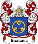 Szalawa Coat of Arms, Family Crest